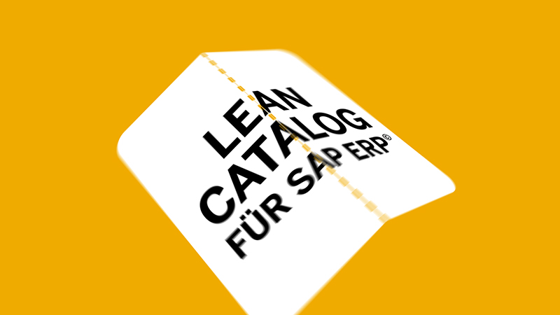 SAP Lean Catalog